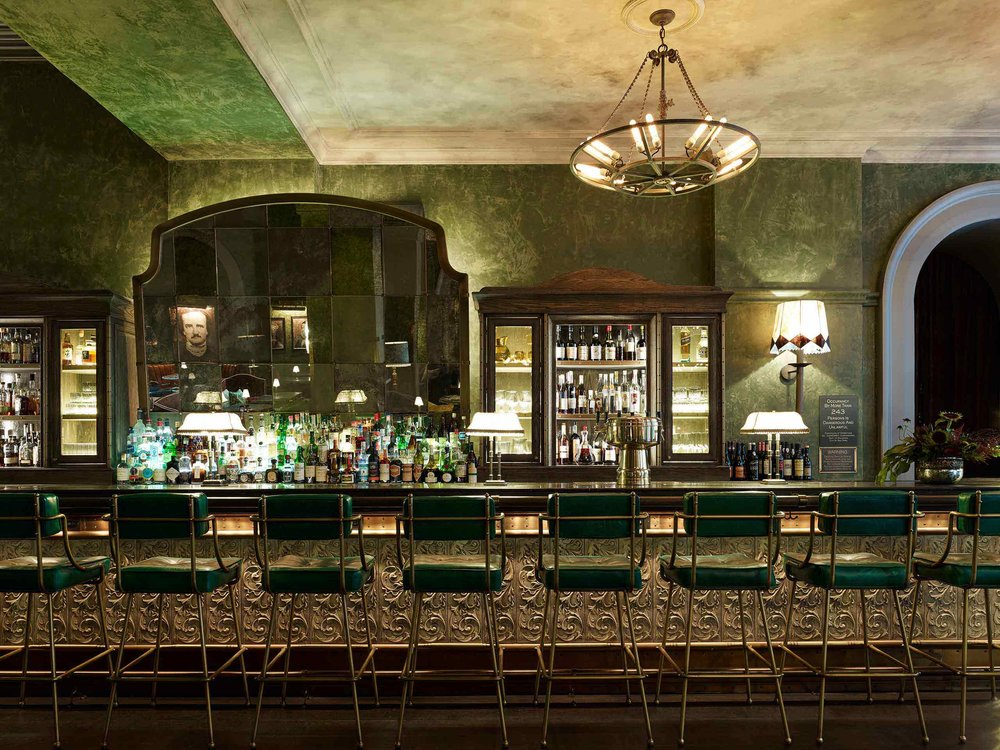 Temple Court Bar Room at The Beekman Hotel