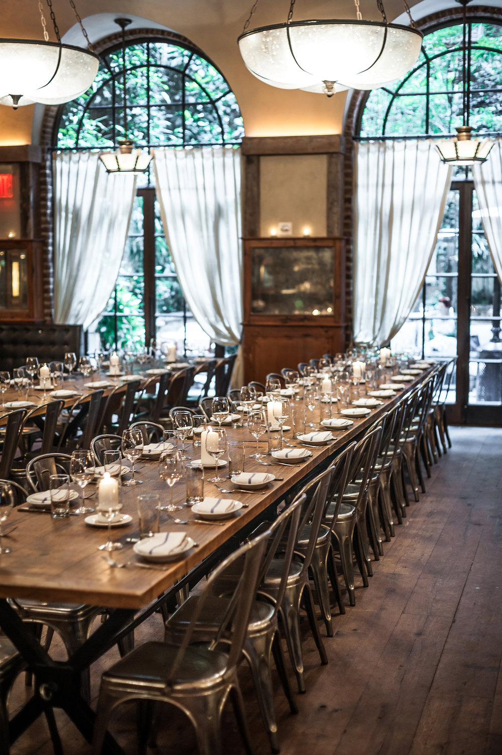 Private Dining at Locanda Verde