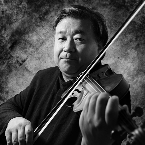 Masayuki Kino - Virtuoso violinist and leader of the Japan Philharmonic Orchestra joins us for a special evening at Allanton.