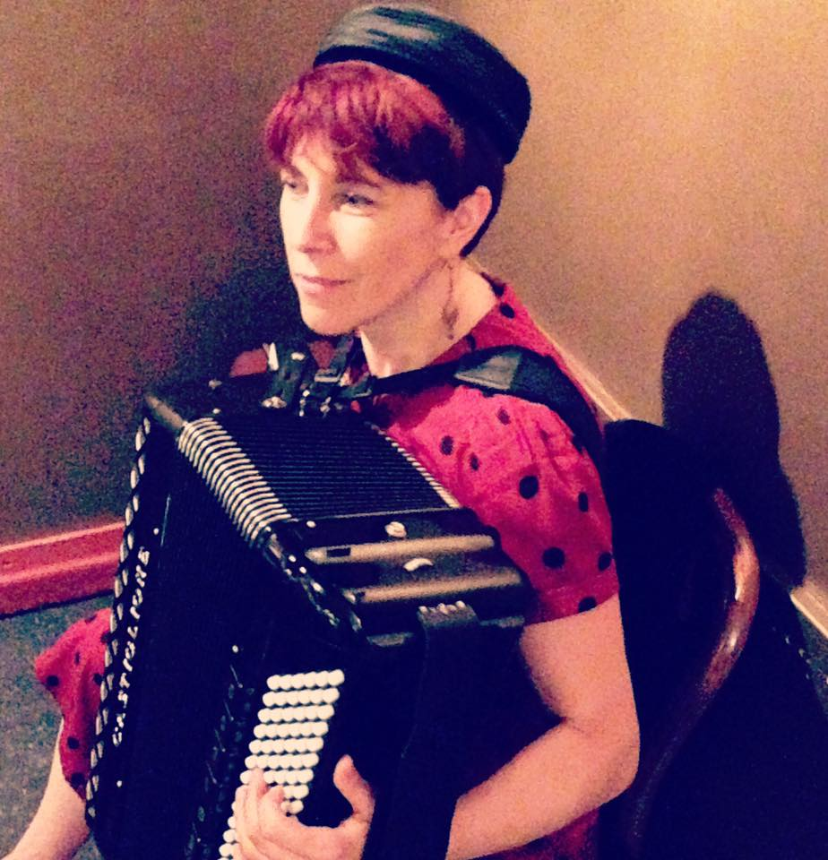 Fourth Monday - Heather Riordan accordionMusic from