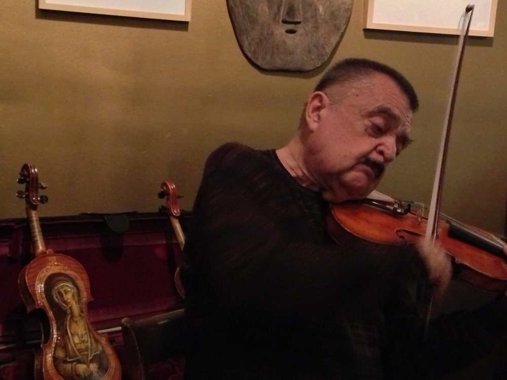 First Monday - Jovan violin Timeless romantic music of the ancient and modern renaissance.