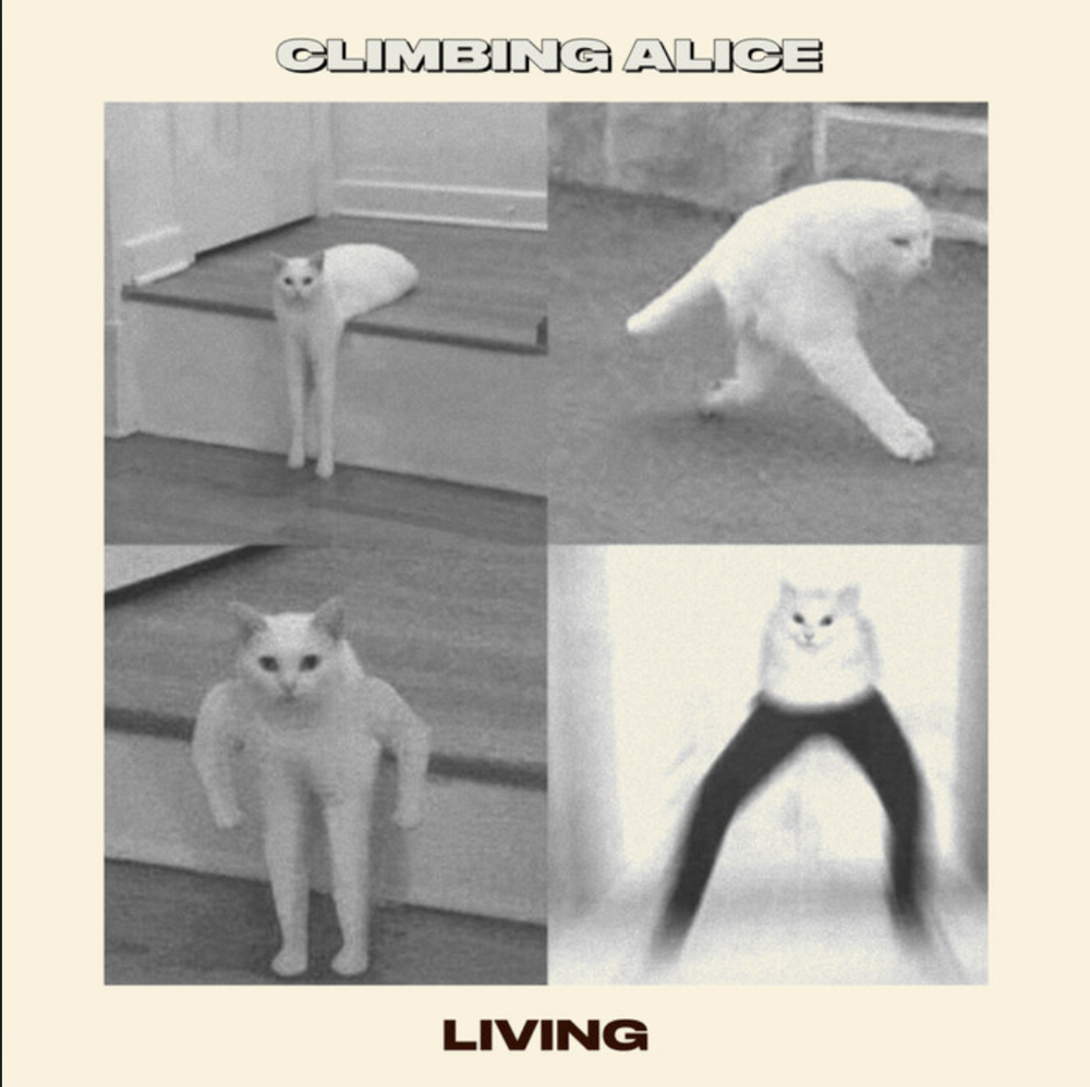 Climbing Alice - Living EP - Production, Mixing and Mastering