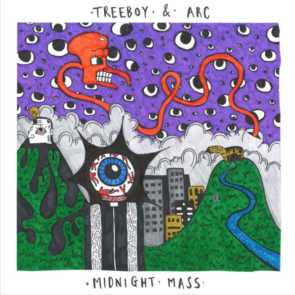 Treeboy & Arc - Midnight Mass - Production, Mixing and Mastering