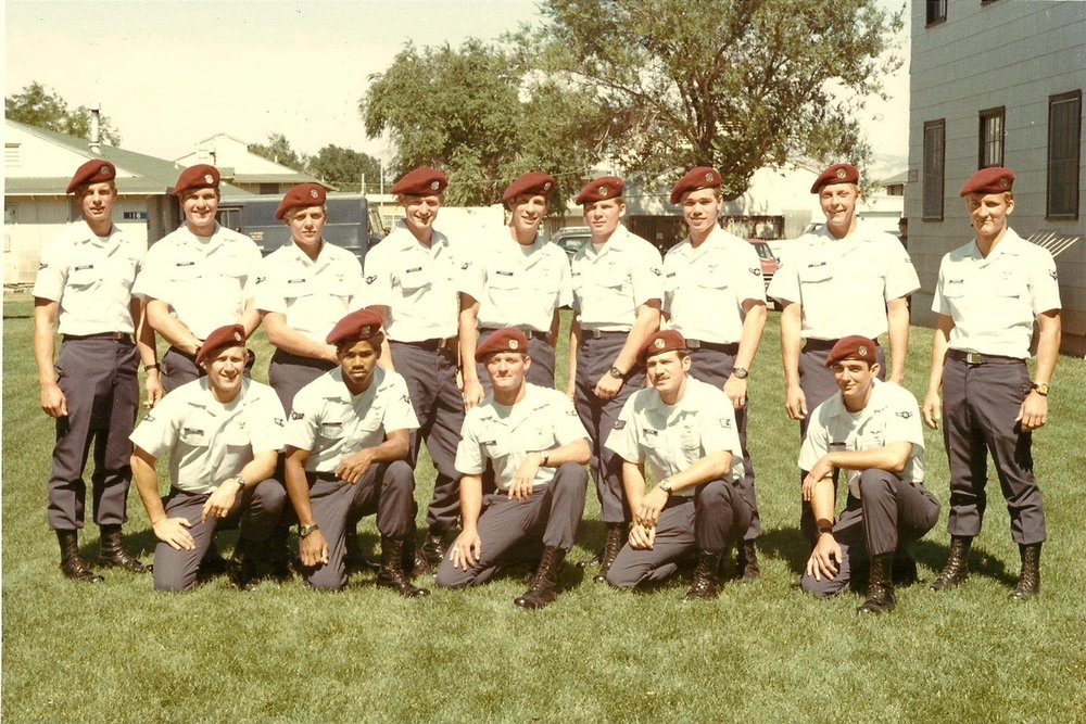 1975 Pararescue Team Members