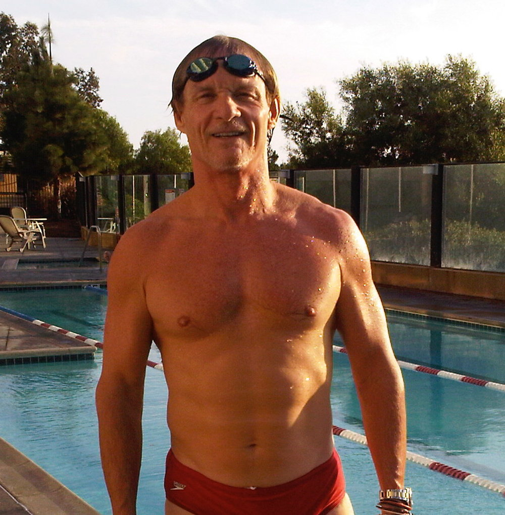 Training for Ironman South Africa