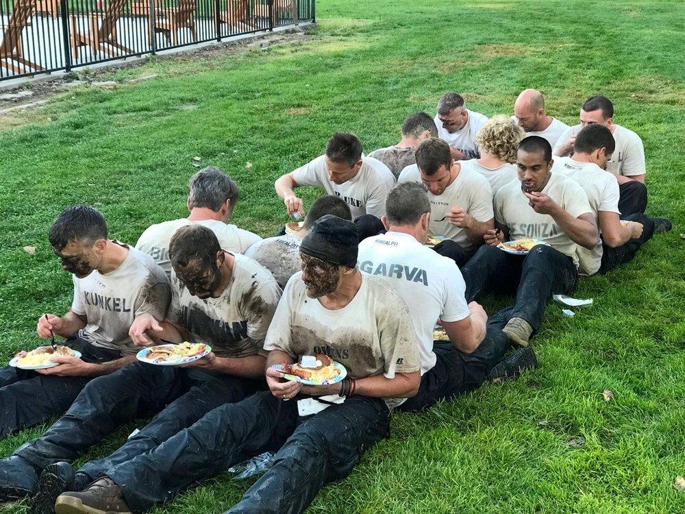 Kokoro: 50 Hour Navy SEAL Challenge
