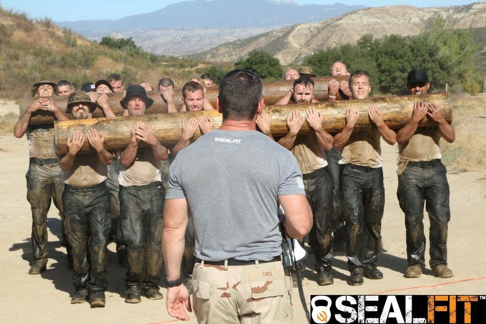 SEALFIT's Kokoro 50 Hour Endurance Challenge October 2018