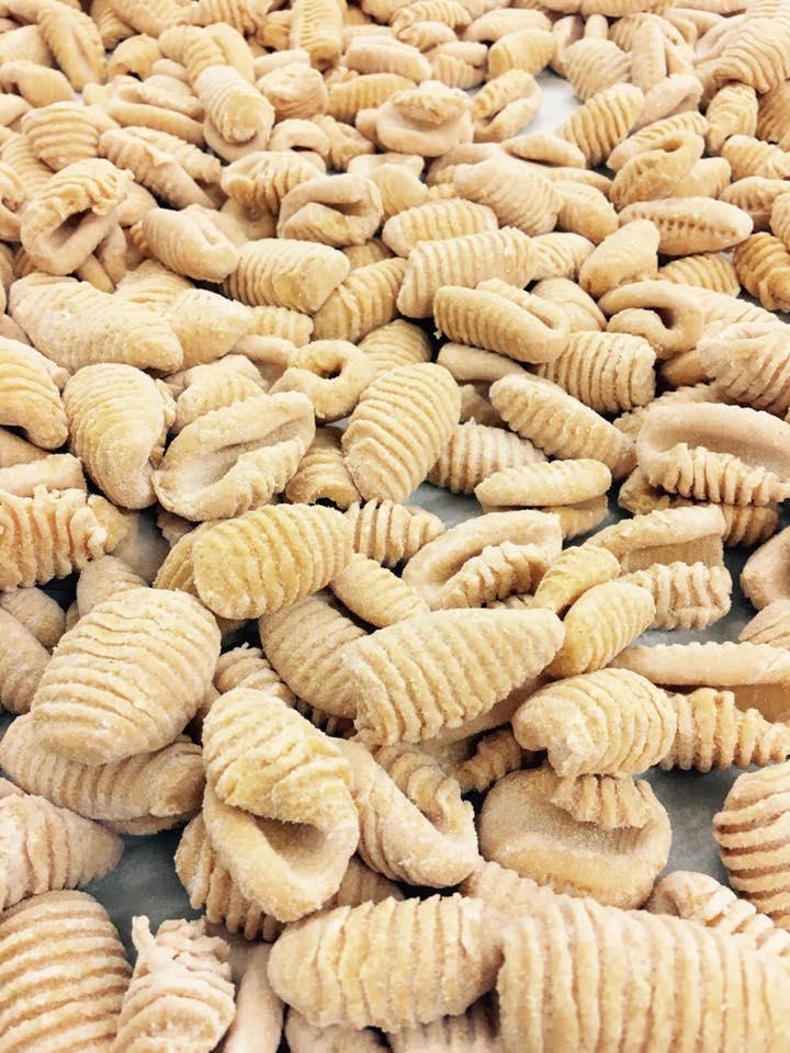 Sweet Potato Gnocchi (Vegan)