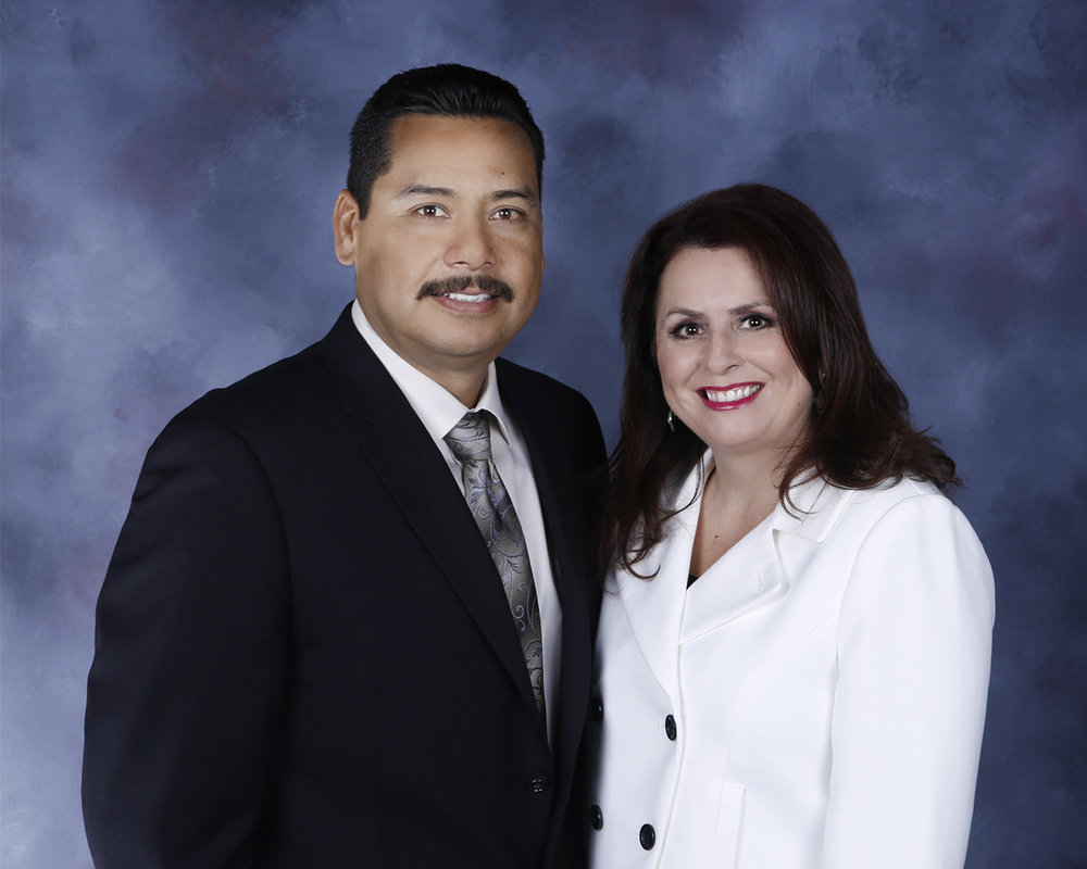 Henry & Theressa Robledo Owners, Diamond Realty