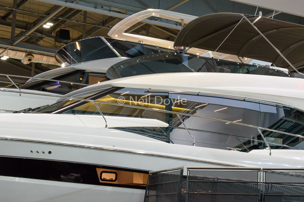 Sunseeker International stand