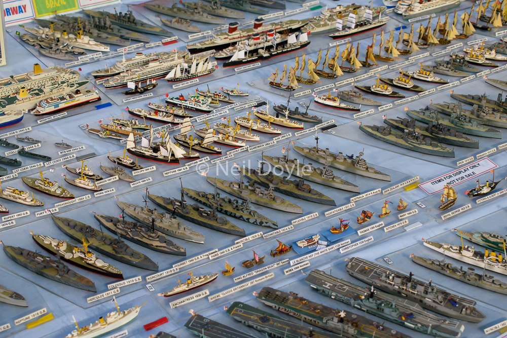 Tabletop shipyard