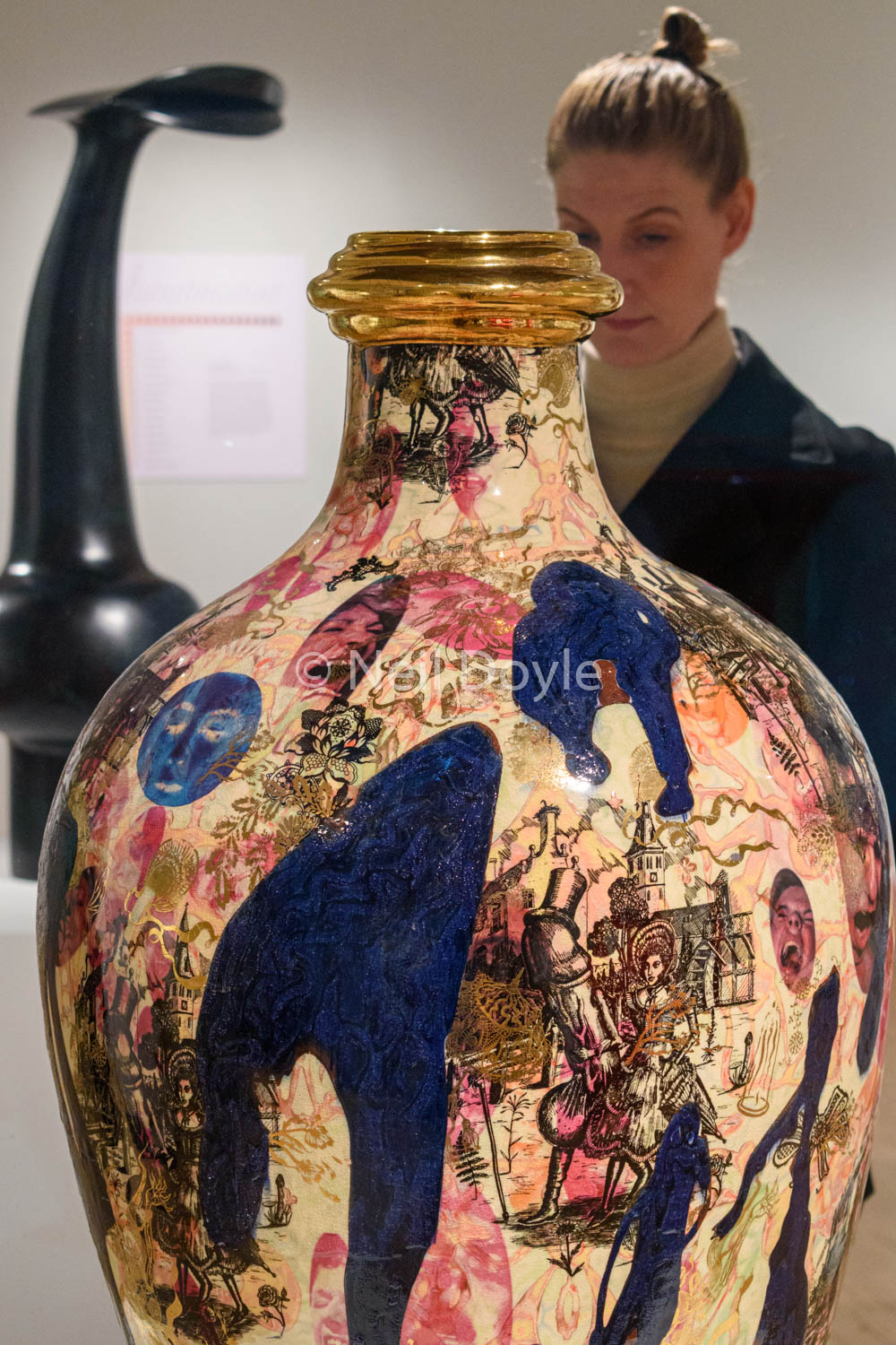 Shades of Grayson Perry