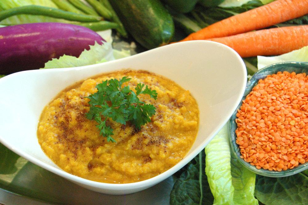 DAL MASOOR - {Cari Masala Arvinda's}Le plat réconfortant par excellence! À servir avec des pains plats tels que les chappatis, ou avec un riz blanc.