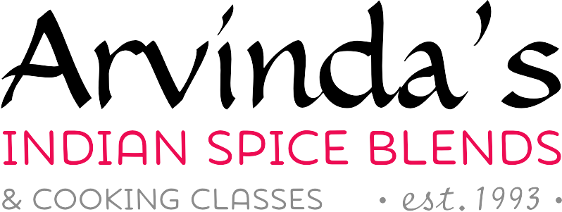 Arvinda's premium Indian spice blends & specialty Indian cooking classes in Toronto, Oakville & Mississauga