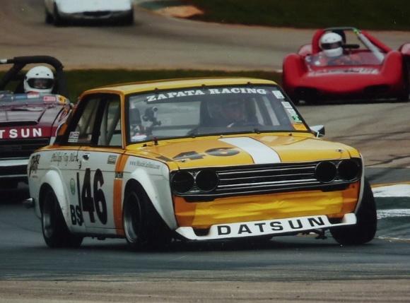 1969 Datsun 510 Vintage
