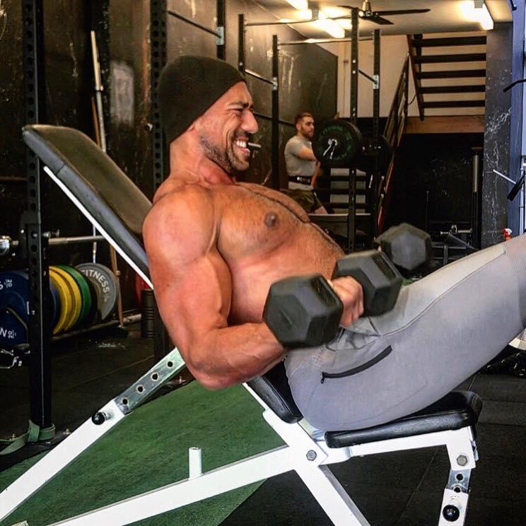 Eric Training Strength Lab