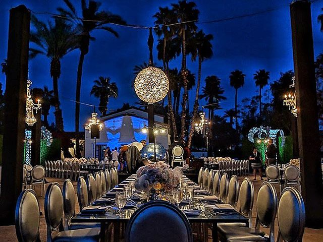 DINING UNDER THE STARS || @aooevents