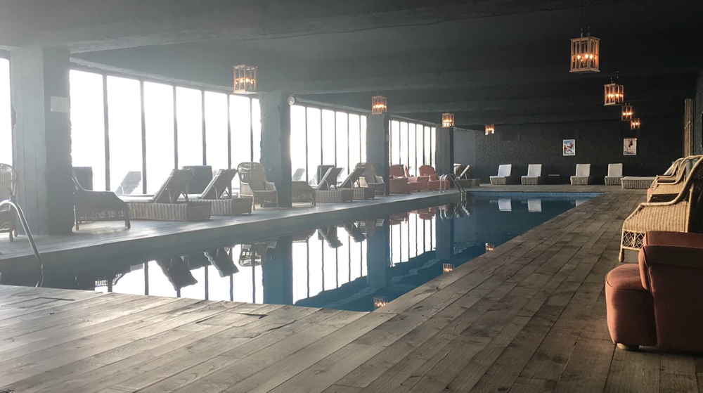 Rooms Hotel Pool