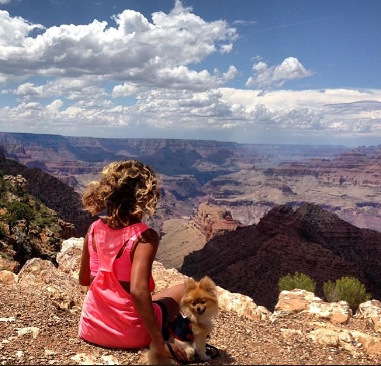 The Grand Canyon, Arizona, USA