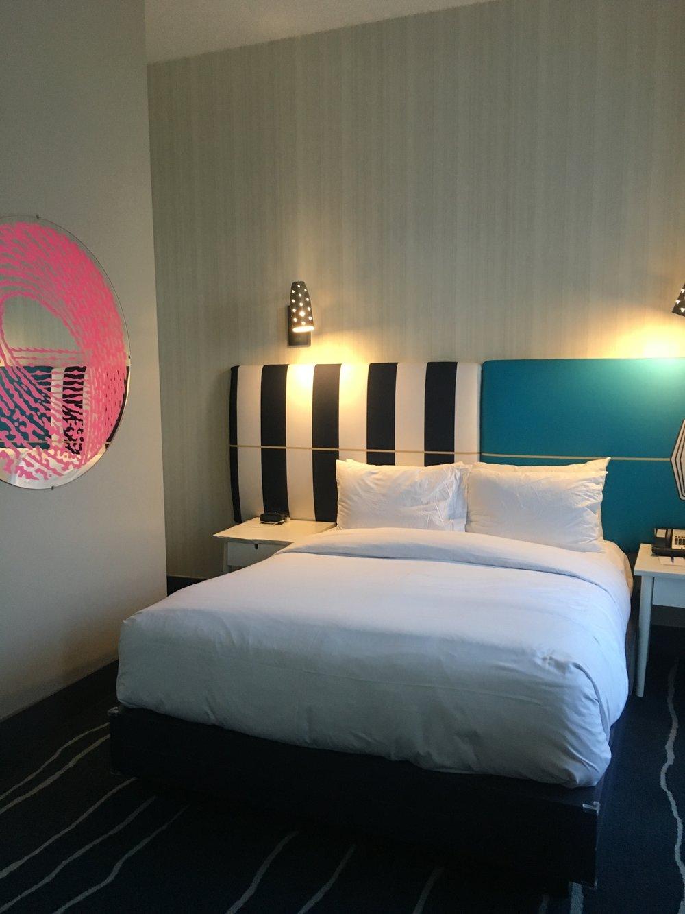 Shorebreak Hotel room