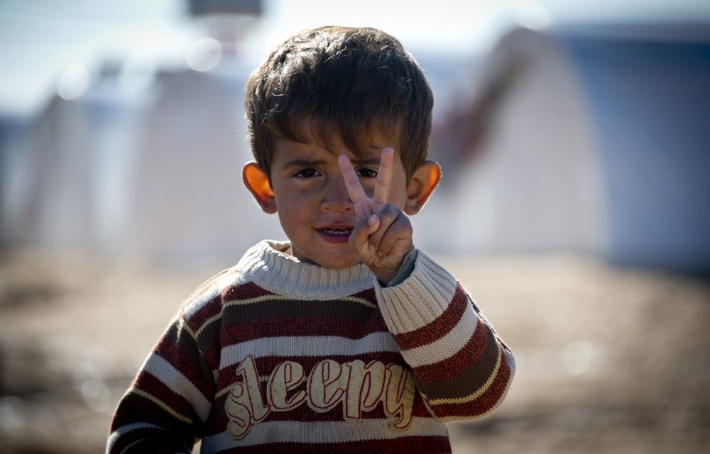 We are in Danger of Losing 2 Generations of Syrians - Quick Facts about the war:13 million Syrians need humanitarian aid each day to survive.There are nearly 12 million displaced or Syrian Refugees since the war began.Over 1 Million Syrians have been injured since fighting began in 2011.Nearly 500k Syrians have been killed since 2011.More than half of the refugees are children.
