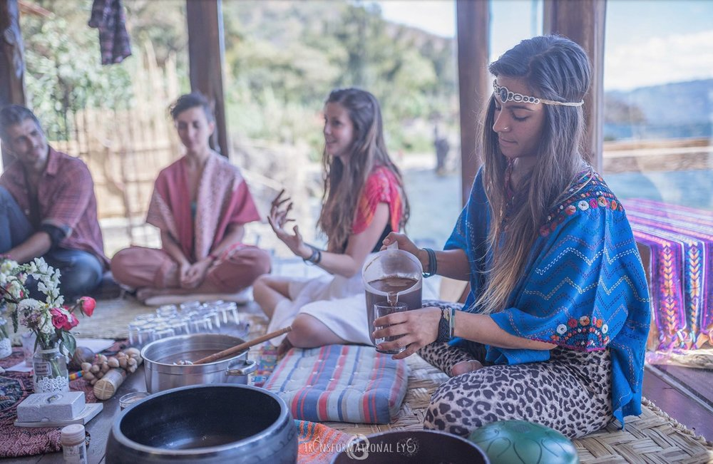 8 Week Ceremonial Cacao Immersive with Florencia Fridman -