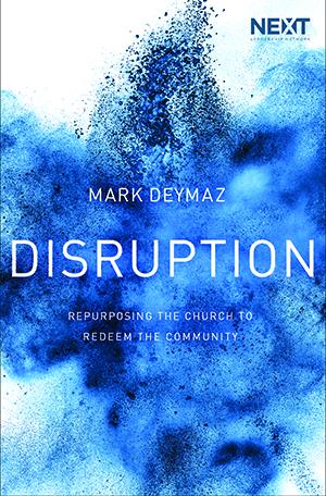Disruption-MarkDeYmaz-Cover