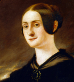 Portrait by Theodore S. Moise, ca. 1840. Collection of Anita Moise Rosenberg. Courtesy of the  Jewish Heritage Collection, College of Charleston .
