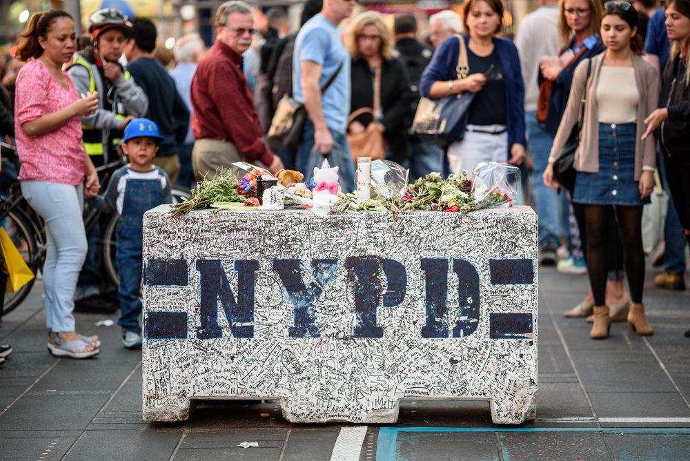 Times Square memorial [May 21]