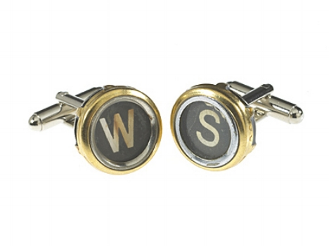 gents typewriter key accessories