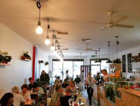 MILKBAR & CO CAFE,MT MARTHA