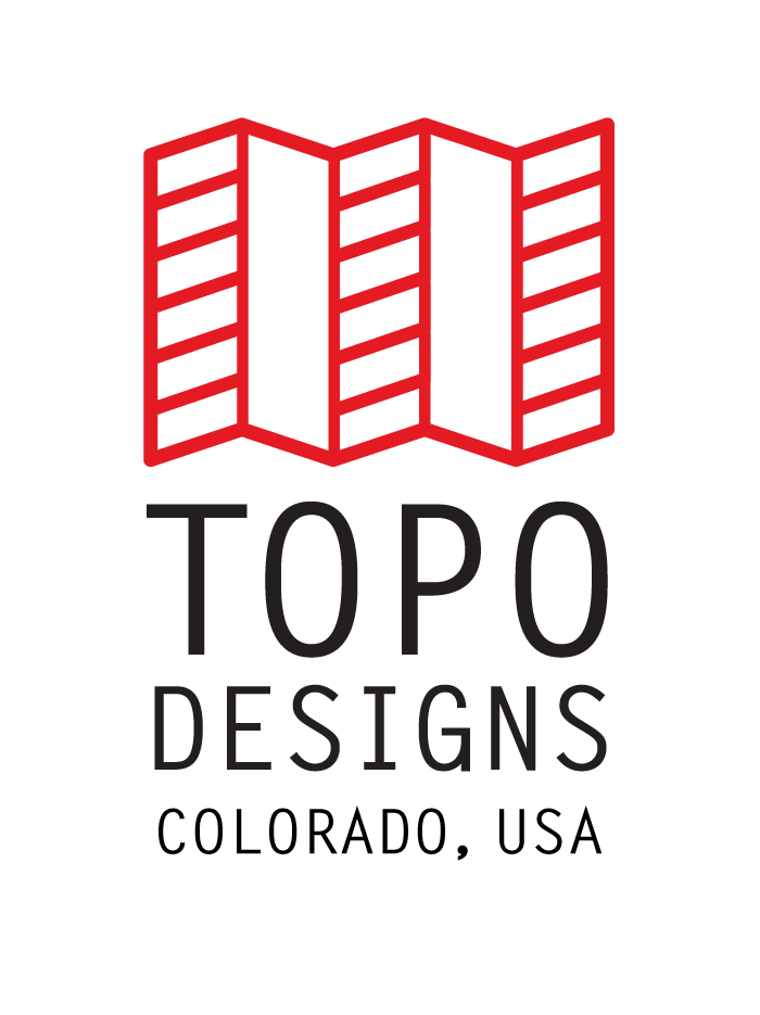 Topo Designs Social Media Logo