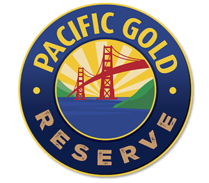 Pacific Gold Social Media Logo