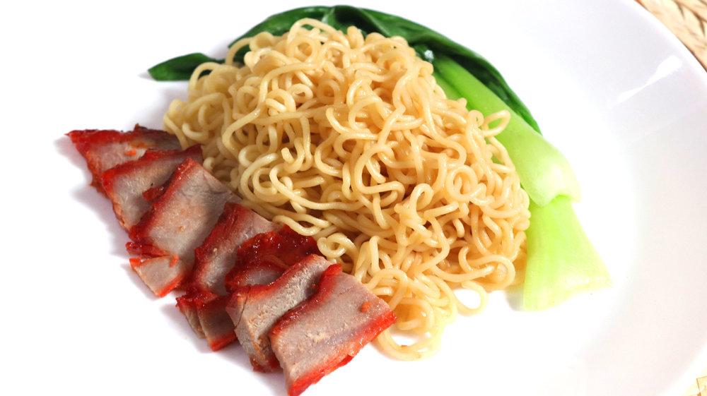 Instant Noodle Dry