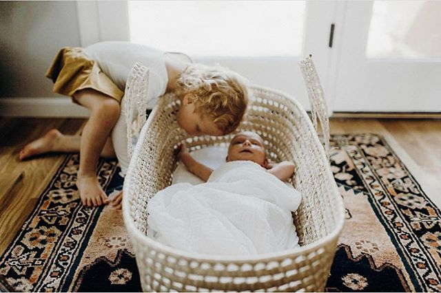Vintage rugs and babies are a pretty delightful combination @bethanymeysenburg ❤️// #heartofhome featured by @yasminacowan
