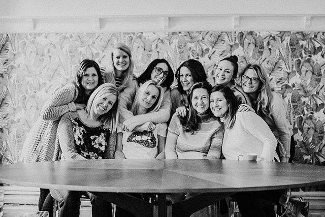 Happy International Women's Day! We are firm believers in women empowering women (that's the number one reason we got into this game) and we want to give a huge shout out to our fabulous community of women who cheer each other on each and every day. Image of team @_heartofhome_ Brooklyn! Woop! #internationalwomensday #womenempowerment
