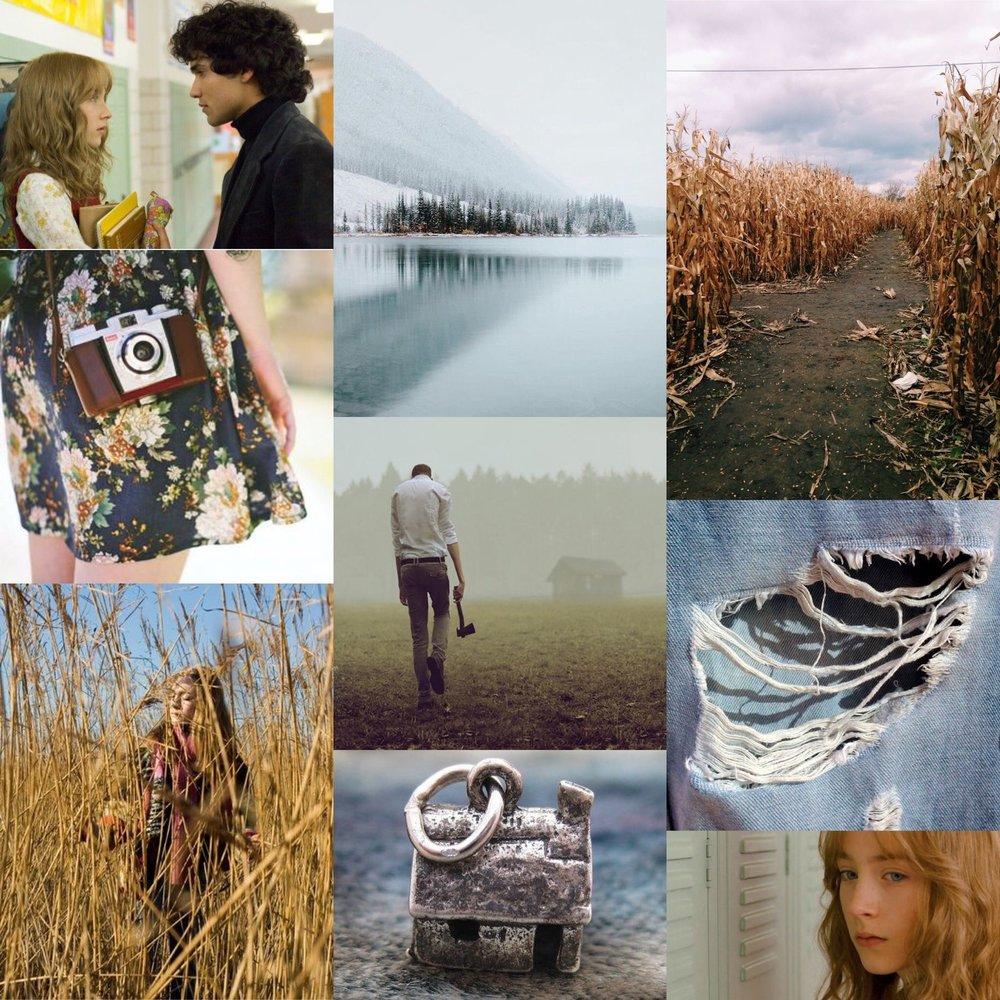 33. - The Lovely Bones//Alice Sebold