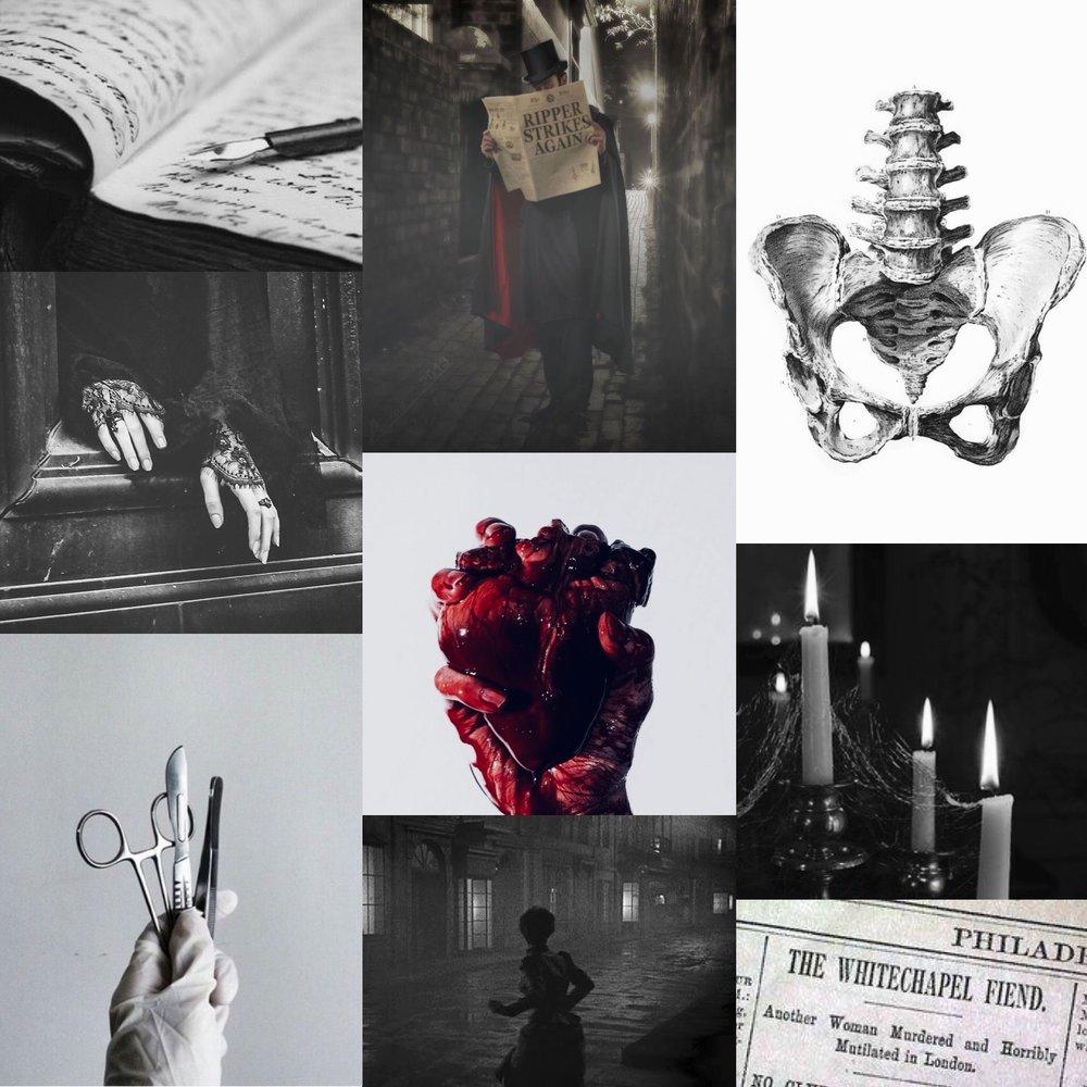 32 - Stalking Jack The Ripper//Kerri Maniscalo