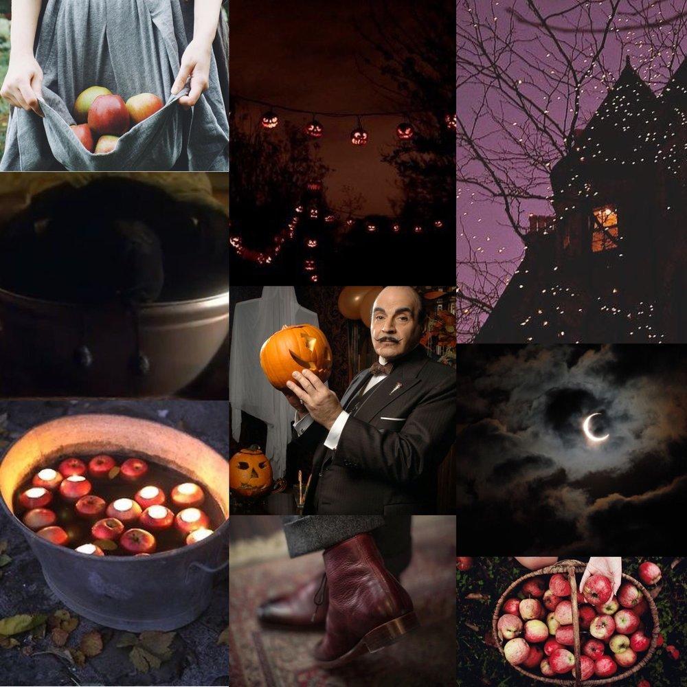 31. - Hallowe'en Party//Agatha Christie