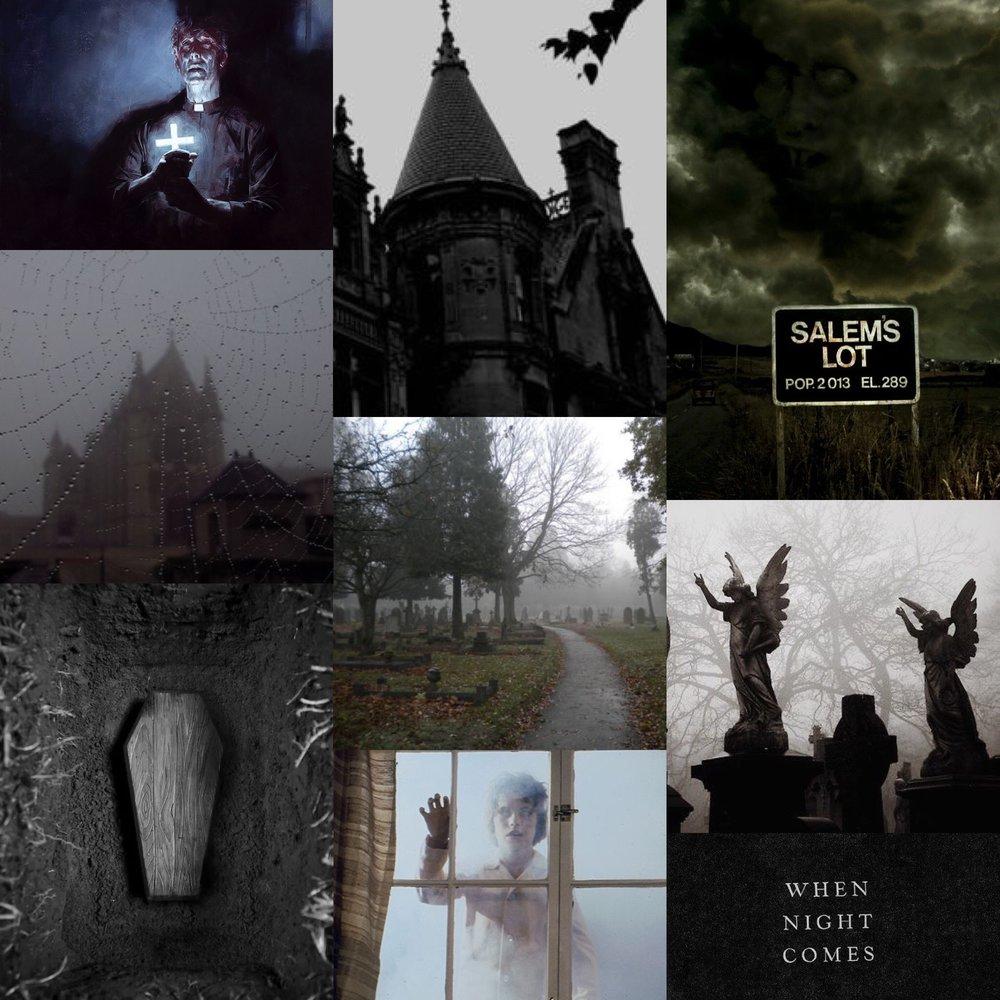 29. - Salem's Lot//Stephen King