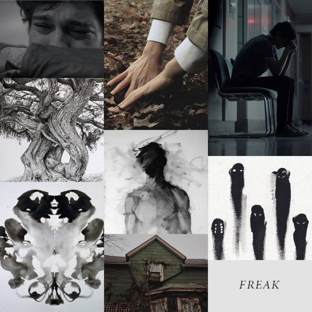 20. - A Monster Calls//Patrick Ness