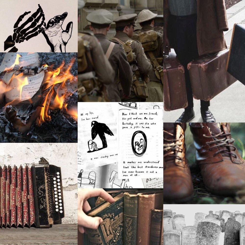 3. - The Book Thief//Markus Zusak
