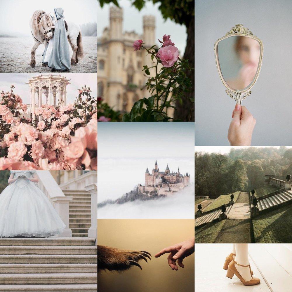 8. - Beauty and The Beast//Gabrielle-Suzanne Barbot de Villeneuve