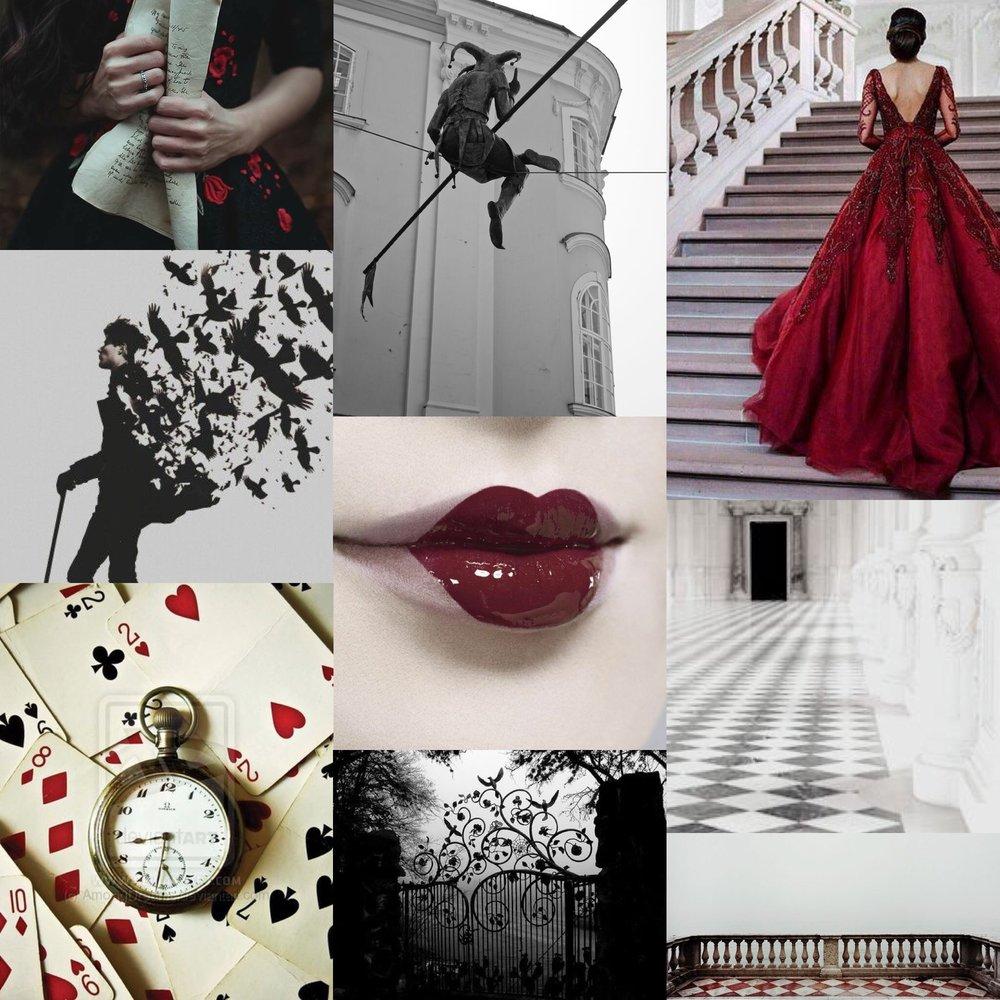 11. - Heartless//Marissa Meyer