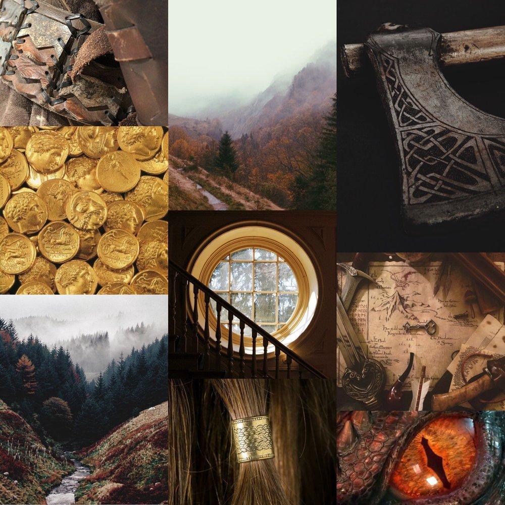 10. - The Hobbit//J.R.R. Tolkien