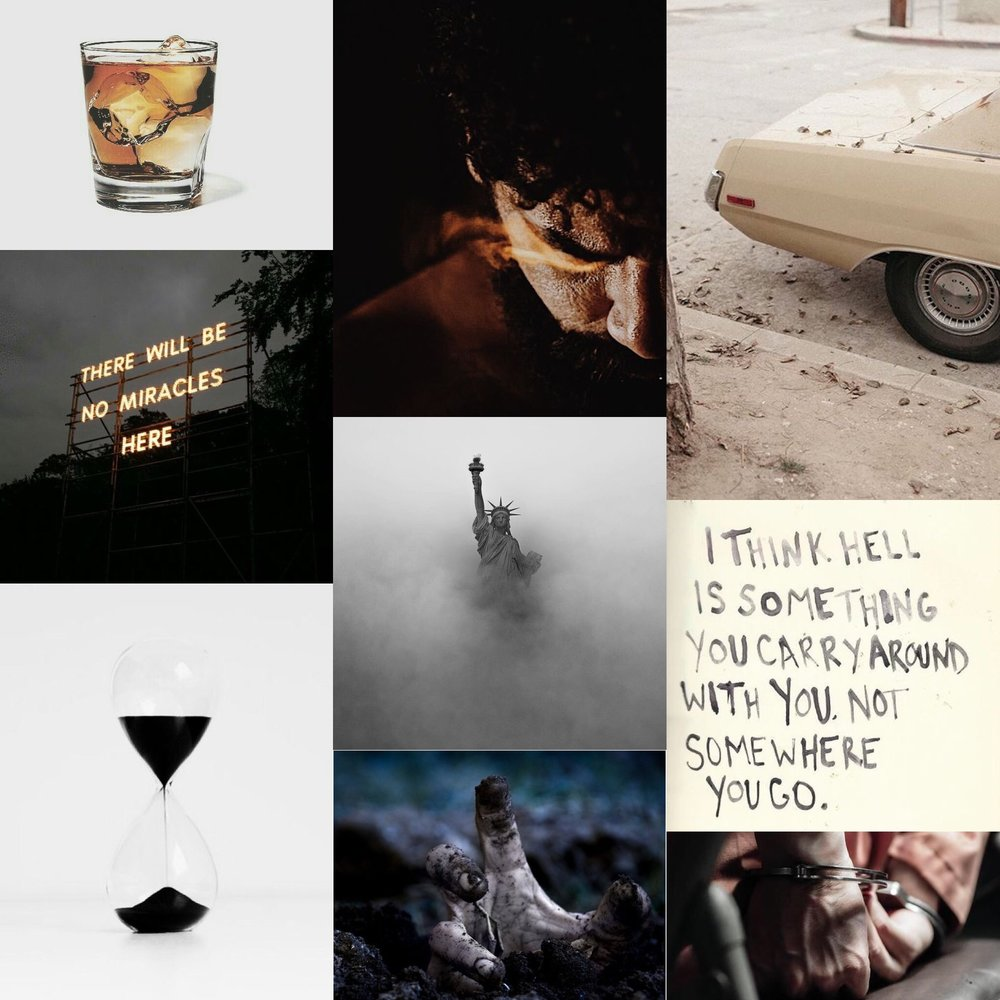 1. - American Gods //Neil Gaiman