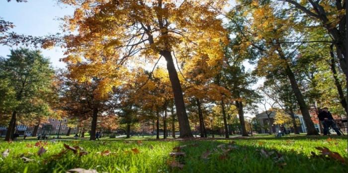 Allegheny Arboretum. Photo by Indiana University of Pennsylvania