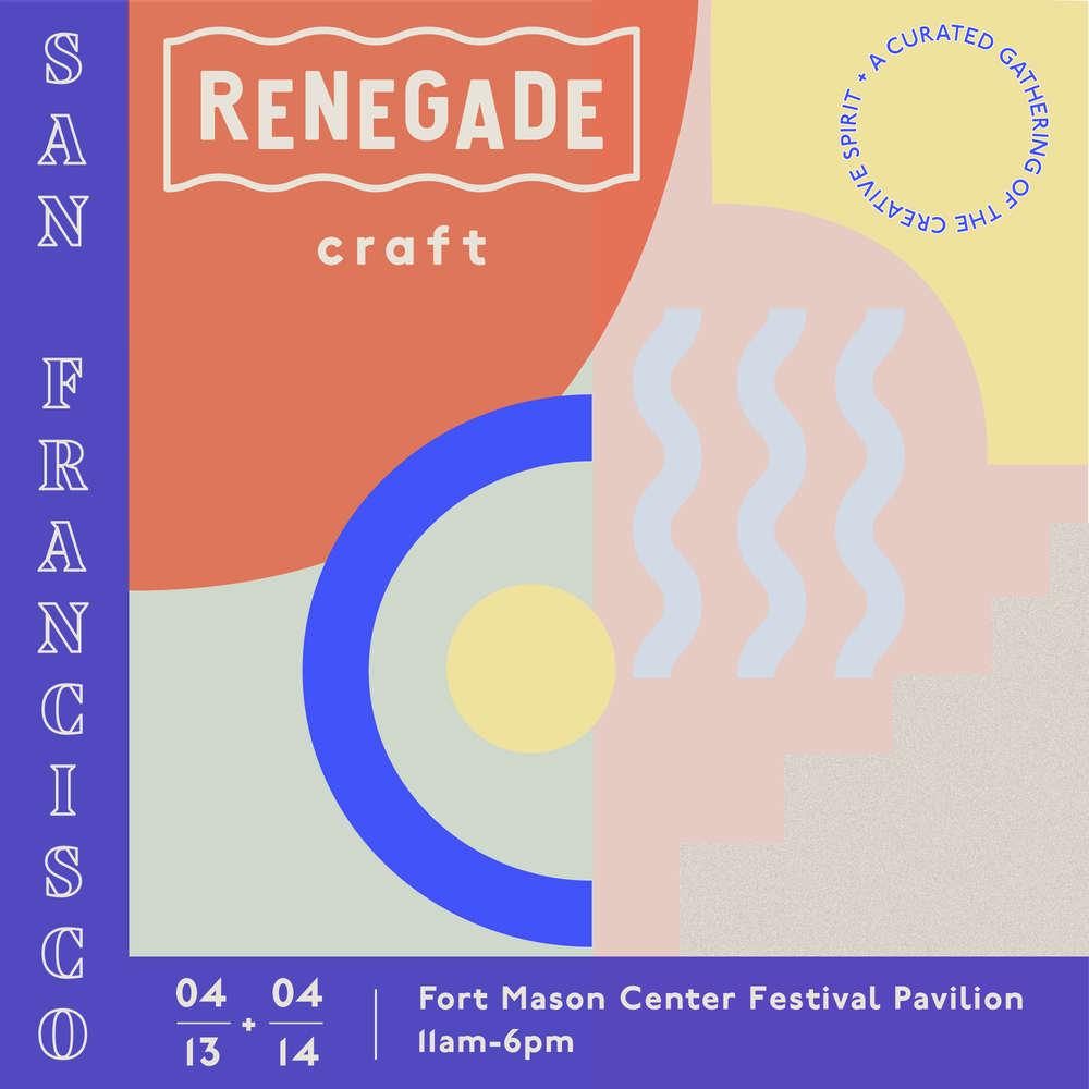Petit Bakery Co. Renegade Fair San Francisco April 2019