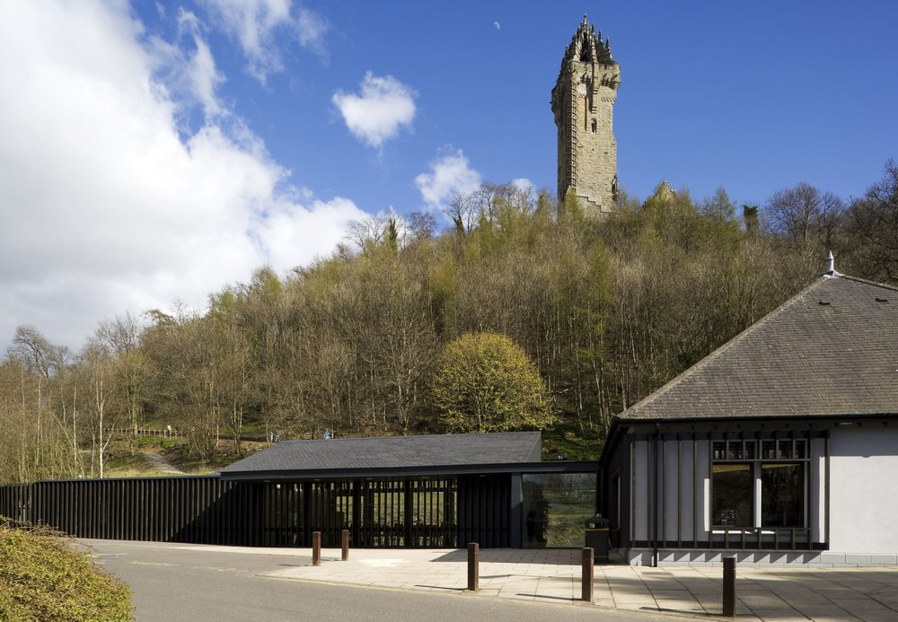 wallace Monument Visitor Centre - Stirling