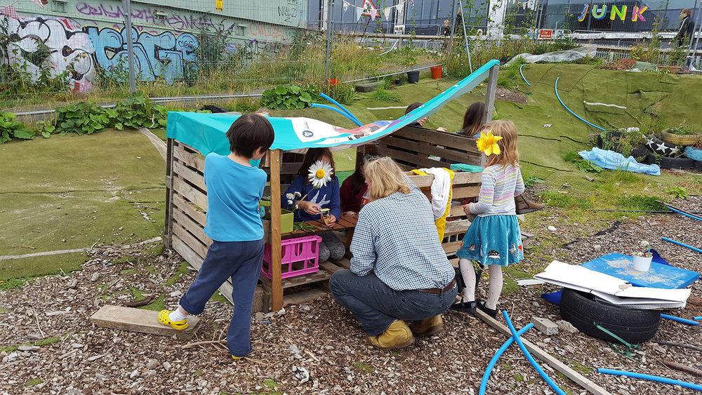 Junk Playground Fountainbridge